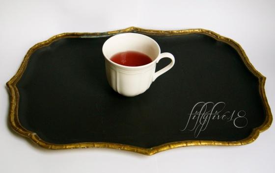 pomegranite blueberry tea